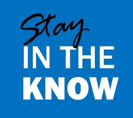 stay in the know (2)