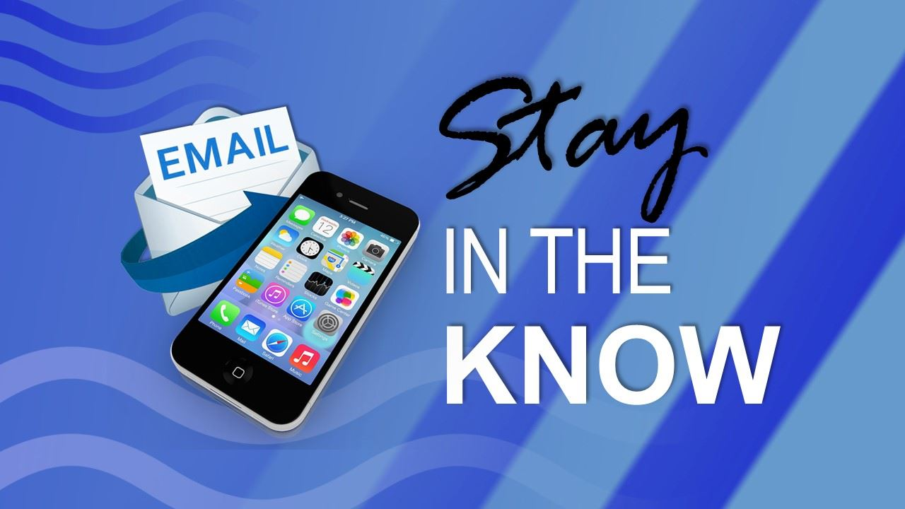 stay in the know 2 image for website