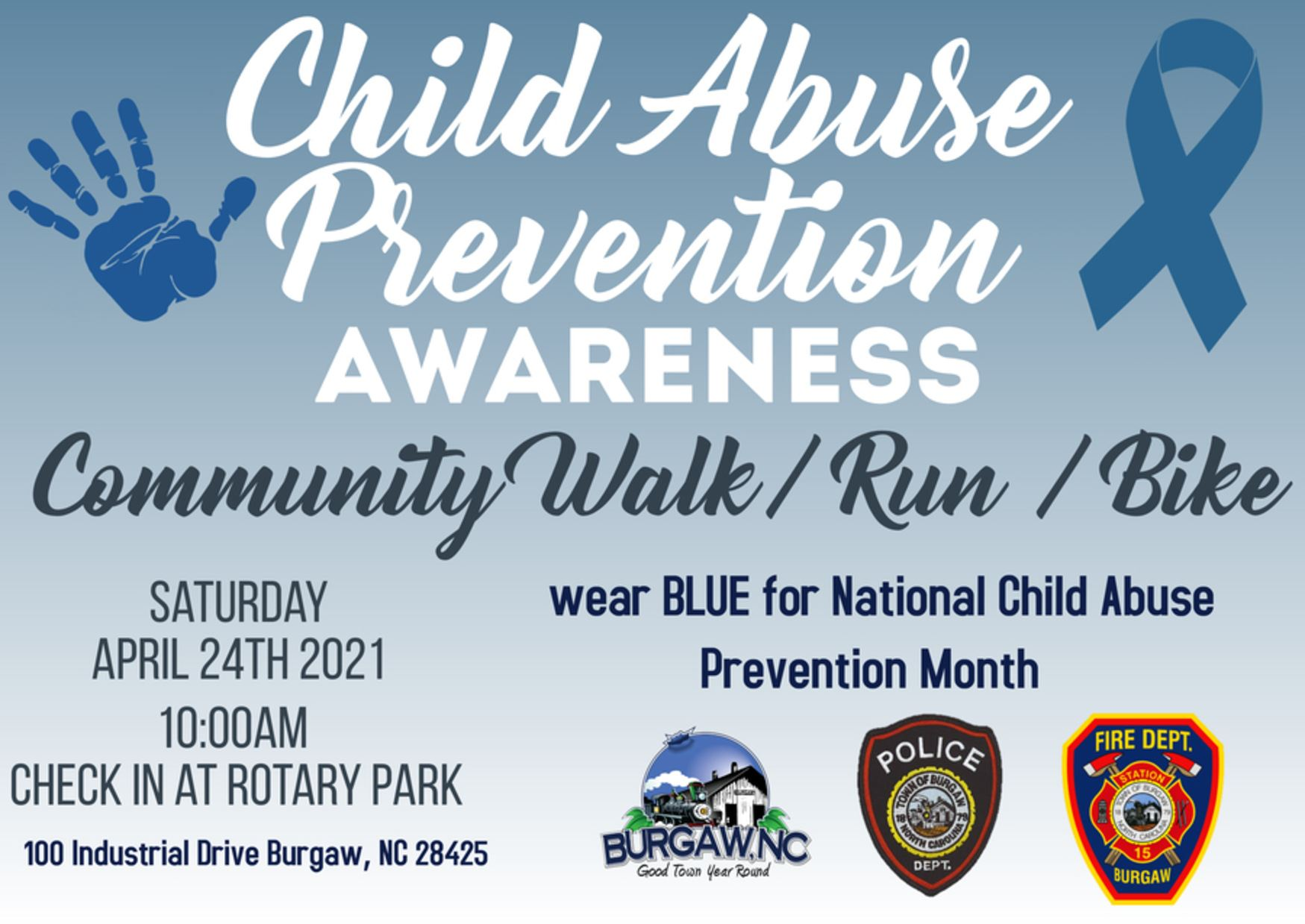 child abuse prevention awareness walk 2021